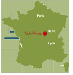 Le Sud-Morvan, Bourgogne - France